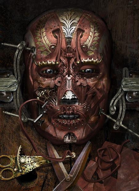 Mowrer Art Steampunk Frankenstein And February 2012
