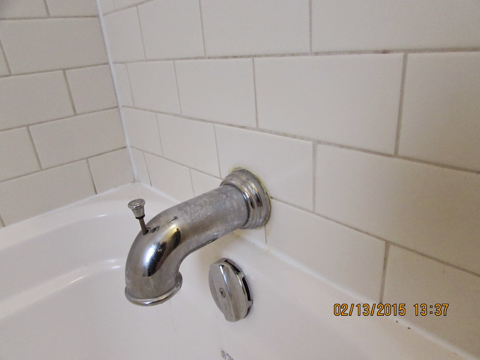 Bathroom Caulking Inspected By 42 Ib42 Ottawa Home Inspections Caulking In The