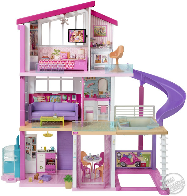 Toy Fair 2019 Mattel Barbie Dreamhouse 14