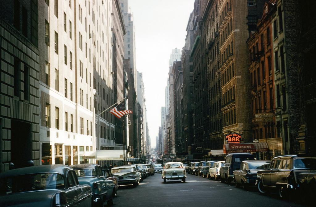 New York In 1960 Vintage Everyday