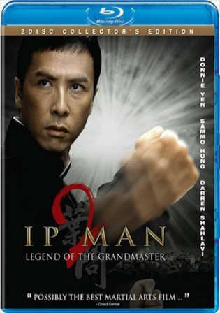 Ip Man 2 2010 BluRay 350Mb Hindi Dubbed Dual Audio 480p Watch Online Full Movie Download bolly4u