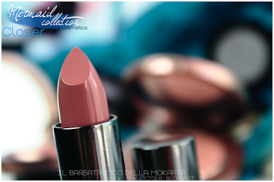 Lipstick CLOSER - MERMAID COLLECTION - NABLA COSMETICS