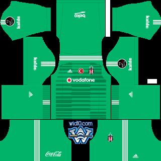 beşiktaş dream league soccer fantastik forma 2019 bjk dls fts forma ktis url