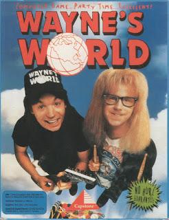 Wayne's World videojuego