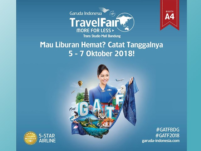 GATF Phase II Digelar di Trans Studio Mall Bandung 5 - 7 Oktober 2018