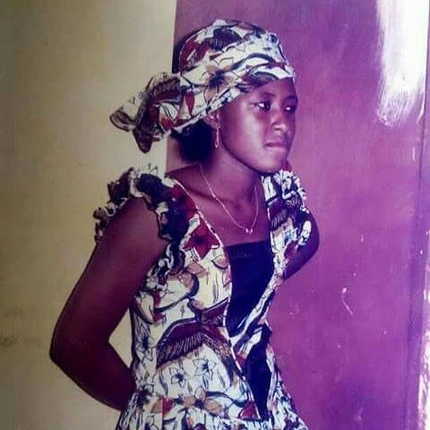 Did she bleach? Check out alleged throwback picture of Aisha Buhari