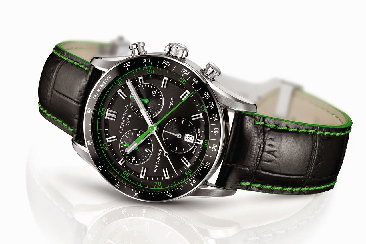 Certina DS-2 Chronograph Watch