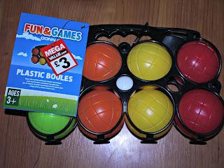 Plastic Boules