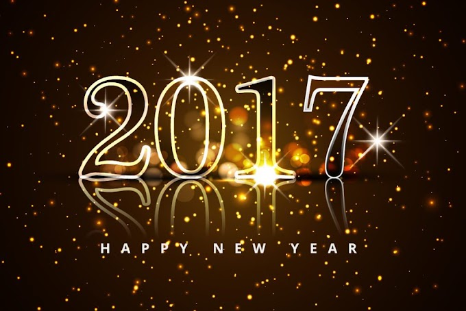 Happy New Year 2017 To You All !!