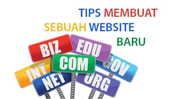 Cara memilih domain untuk blog atau website dengan existensi tinggi dan mudah diingat