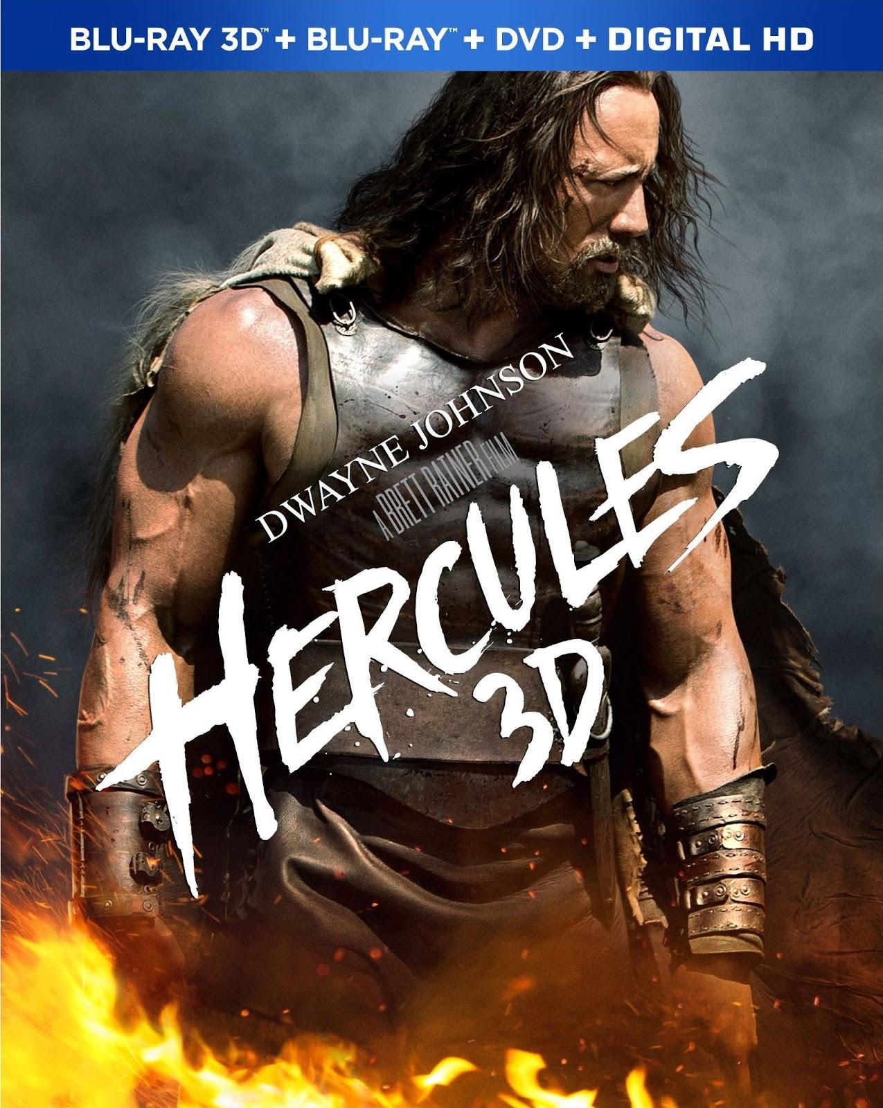 Hercules 2014 3d Jual Film 3d