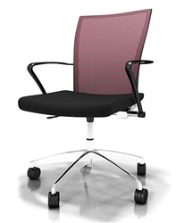 Mayline Valore Mesh Chair TSH3