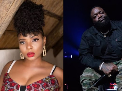"""Yemi Alade To Drop """"Oh My Gosh"""" Remix Featuring Rick Ross"""