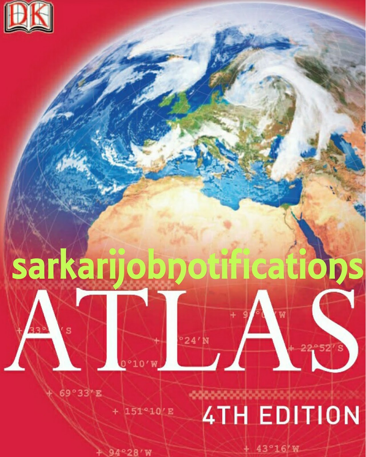 Atlas world map 4th edition download pdf map sarkari job atlas world map 4th edition download pdf map gumiabroncs Choice Image