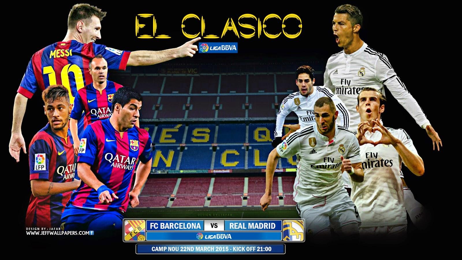 Futebol e História  Real Madrid x Barcelona  uma rivalidade que vai muito  além das linhas do campo 2a51befa834e1