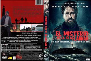 The Vanishing - El Misterio de la Isla Flannan - Cover DVD