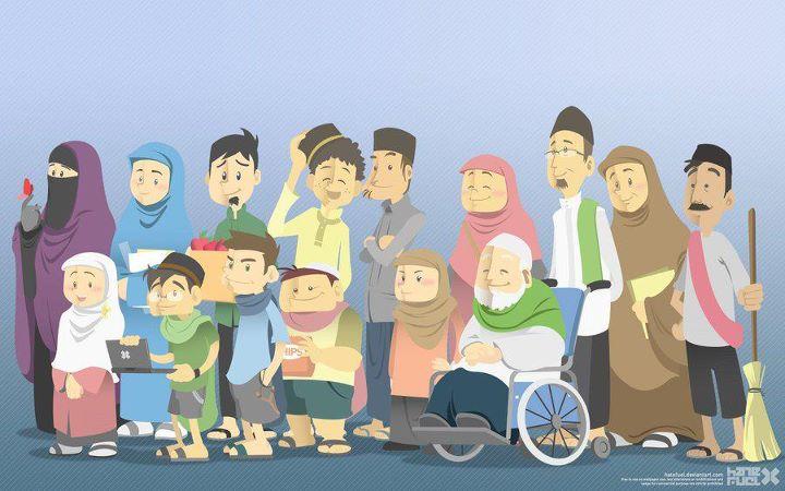 Kewajiban Anak Muslim Pada Kerabat