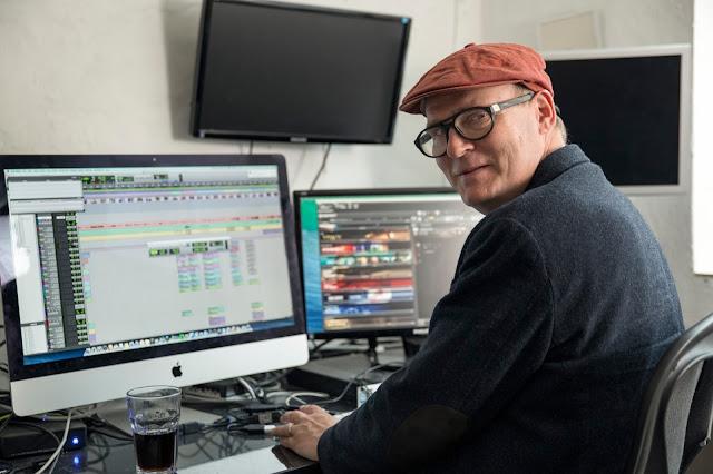 Film composer recording