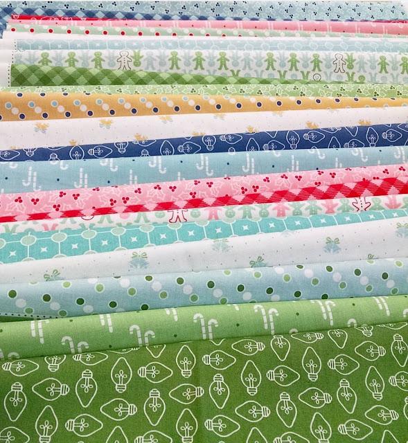 Bee In My Bonnet: Cozy Christmas Sew Along - Week One - Block One!