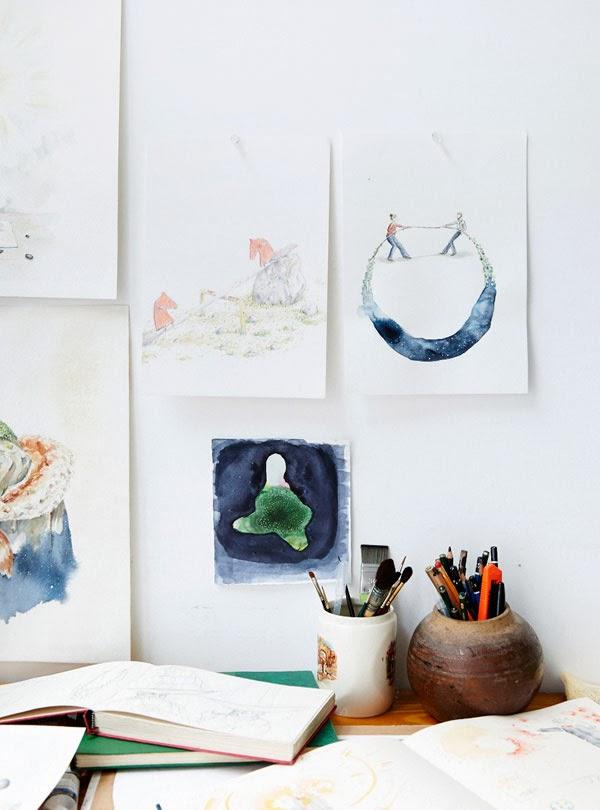 Pinterest Feng Shui Office Desk - Home Design Interior