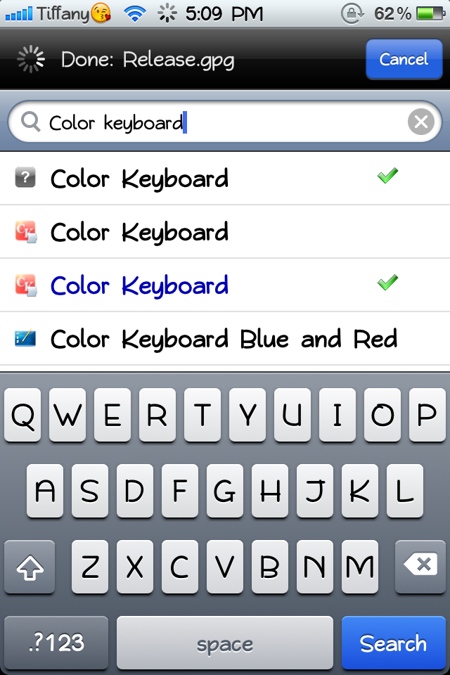 how to change keyboard on iphone how to change iphone keyboard to p i n k or 18627