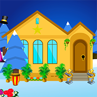 Play Avmgames Snow Village Escape
