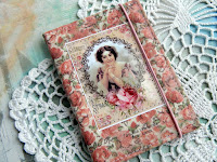 тканевая обложка на паспорт Татьяна Ульянова