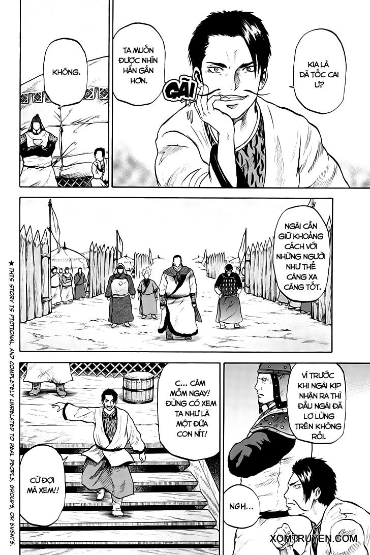Horizon (okada takuya) chap 31 trang 2