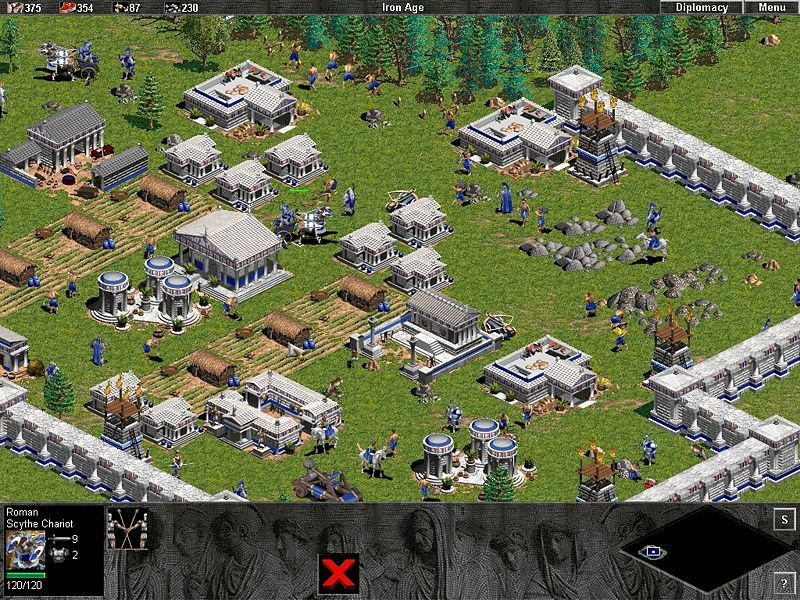 Age of empires ii: gold edition my abandonware.