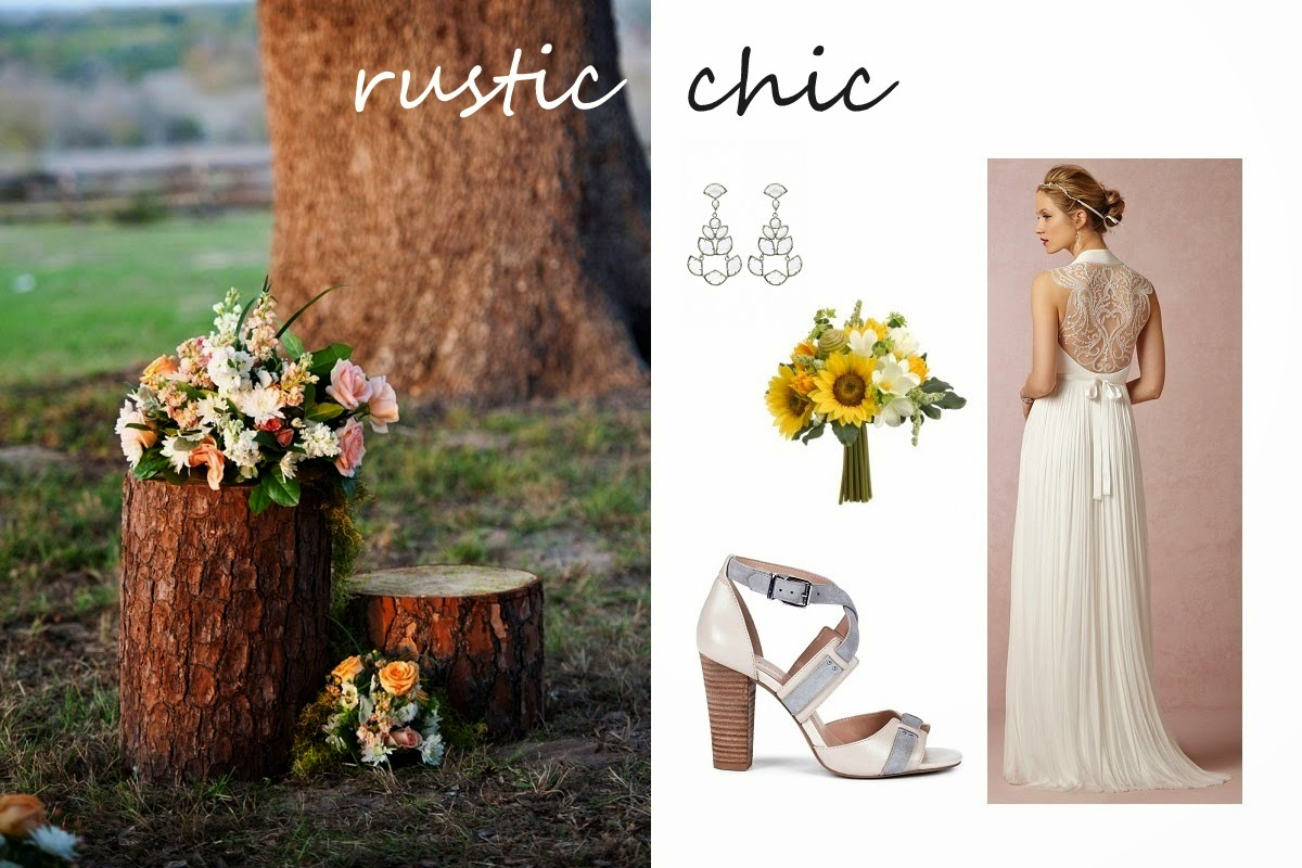 rustic wedding kendra scott earrings sole society hava sandals bhldn wing gown