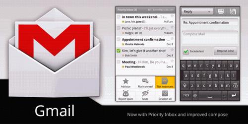 Descargar Gmail para Android Gratis