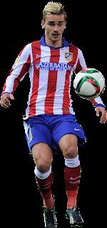 Antoine Griezmann - Atletico Madrid #4