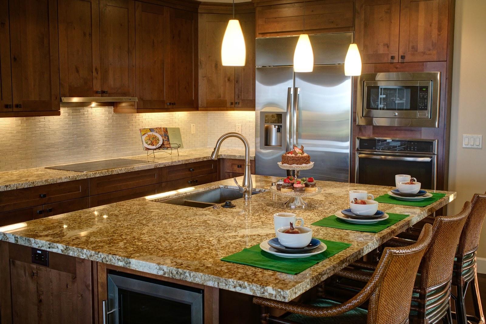 Kitchen Luxury Home Interior