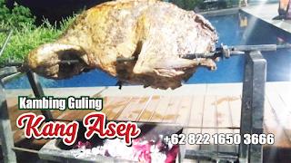 barbeque kambing guling di cimahi