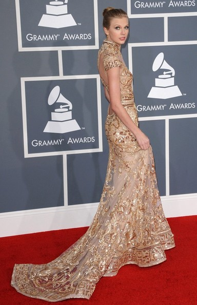 contest to meet taylor swift 2012 grammy