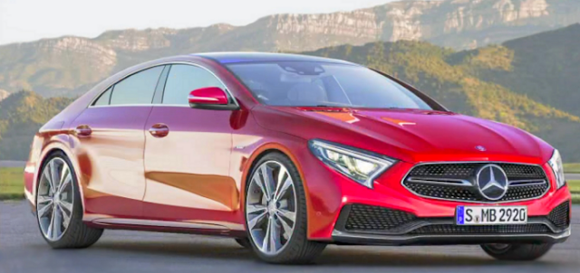 2018 Mercedes CLS Reviews, Change, Redesign, Engine, Rumors, Price, Release Date