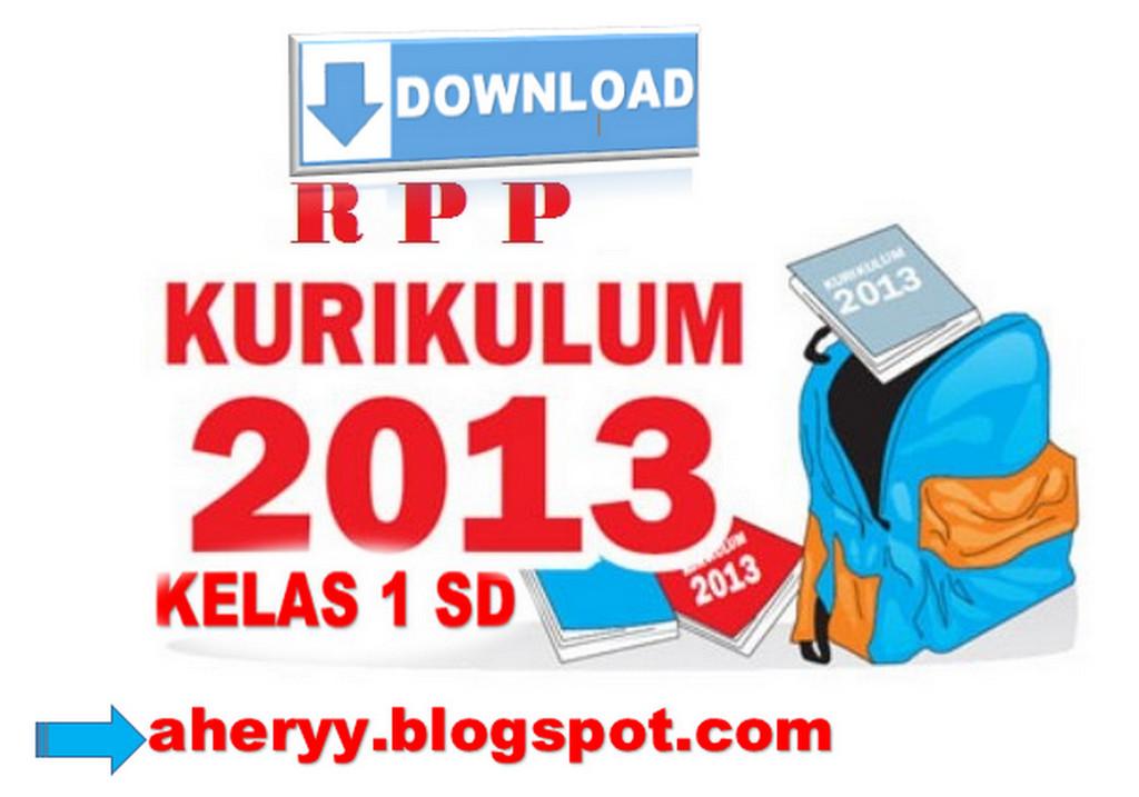 Download Perangkat Pembelajaran Kurikulum 2013 Kelas 1 Sd Mi Terlengkap 2016 Wawasan