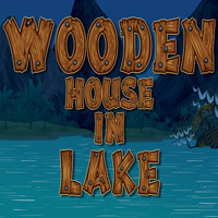 Juego EscapeGames Wooden House In Lake