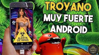 ▶︎Cuidado! Virus Troyano en Android descarga Publicidad y N0por◀︎Denek32