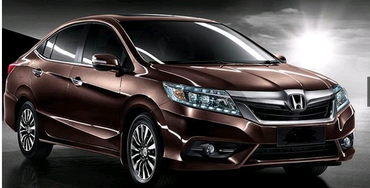 generation honda city