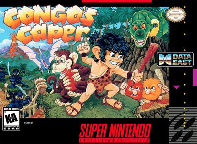 Congo's Caper - Super Nintendo