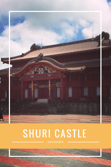 Shuri Castle is a must-visit in Okinawa. It is a very different looking castle than what you will see on mainland Japan and the grounds are gorgeous with views over Naha.