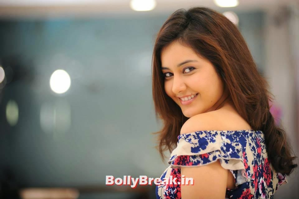 , Rashi Khanna Hot HD Wallpapers