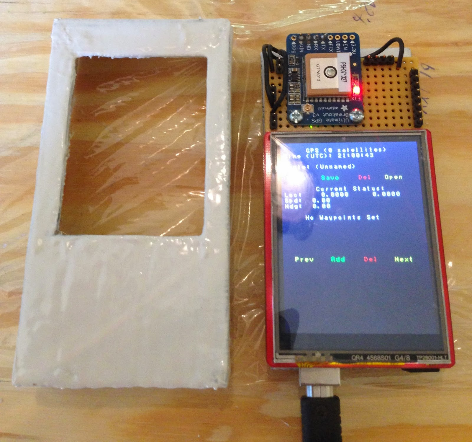 Clint s projects arduino gps