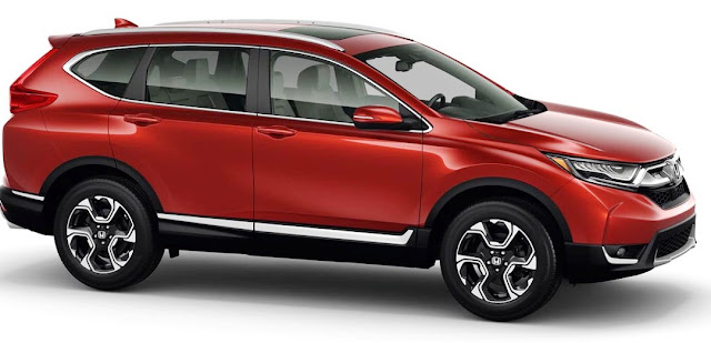 Honda CRV Special Edition 2017