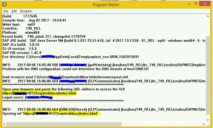 Techrelam: How to run the SAP SWPM 1 0 SP20