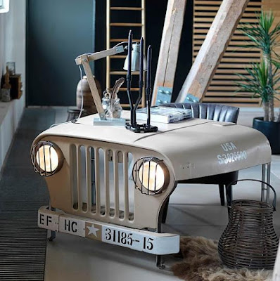 Willys Jeep Desk