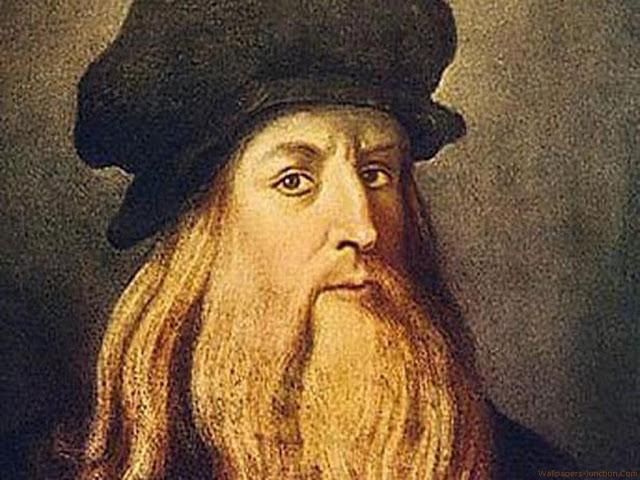 O gênio inquieto de Leonardo da Vinci