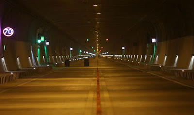 Longest Road Tunnel in India