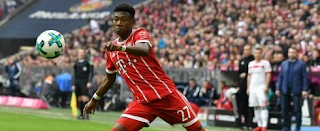 DAVID ALABA A DOUBT TO FACE MADRID?
